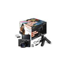 RX100 III Advanced Camera with 1.0 inch sensor