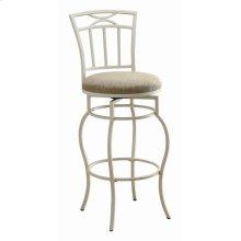 Casual Cream Bar Height Chair