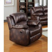BROWN P-MFB RECLINER Product Image