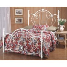 Cherie King Duo Panel - Must Order 2 Panels for Complete Bed Set