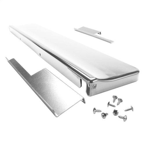 Backsplash for Slide-In Range-White