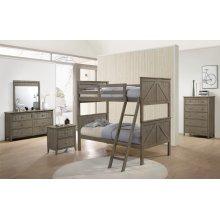 3016-10 Dresser in Grey