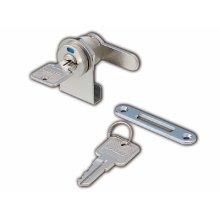 Glass Door Lock (w/ Indicator)