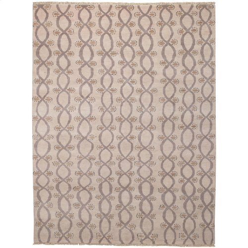 Infinity Linen Hand Knotted Rugs