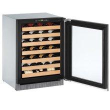 "24"" Wine Refrigerator With Integrated Frame Finish (230 V/50 Hz Volts /50 Hz Hz)"