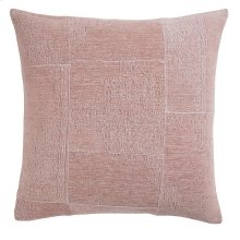 Patrick Pillow Cover Blush