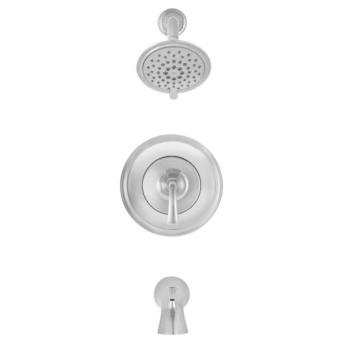 Patience Tub and Shower Trim Kit  1.75 GPM  American Standard - Polished Chrome