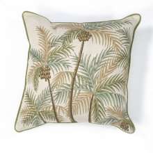 "L126 Palm Springs Pillow 18"" X 18"""