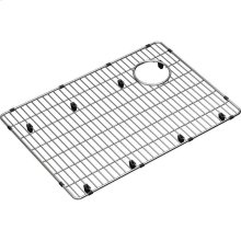 "Elkay Crosstown Stainless Steel 22-1/2"" x 15-1/2"" x 1-1/4"" Bottom Grid"