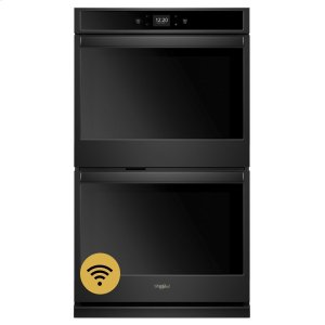 10.0 cu. ft. Smart Double Wall Oven with Touchscreen Product Image
