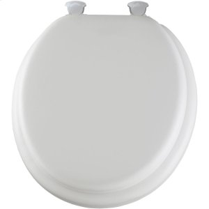 Soft Round Toilet Seat Product Image