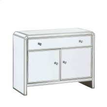 2-Door 1-Drawer Cabinet