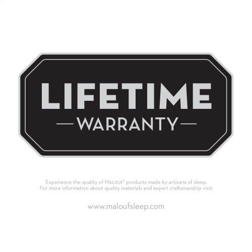 Steelock® Adaptable Hook-In Headboard Footboard Bed Frame Queen
