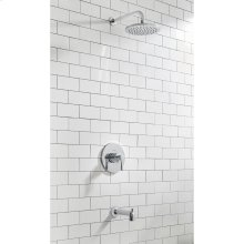 Studio S Bathtub and Shower Fittings with Pressure Balance Cartridge  American Standard - Polished Chrome