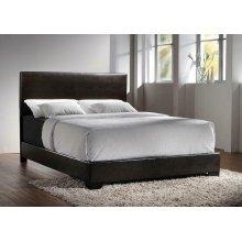 Conner Casual Dark Brown Full Bed