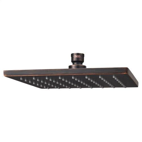 8 Inch Square Rain Shower Head  American Standard - Legacy Bronze