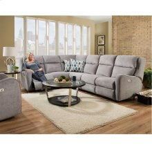 Power Rocker Recliner w/Power Adjustable Headrest