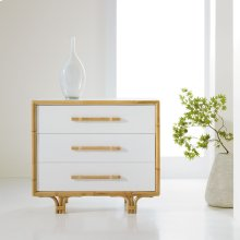 Bamboo Bedside Chest