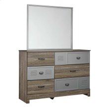 McKeeth - Gray 2 Piece Bedroom Set