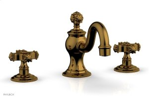 MARVELLE Widespread Faucet 162-01 - French Brass Product Image