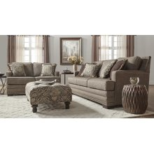 MALIBU CANYON: Sofa in Buckhorn (MFG# 10100S01 MalCanBuckhorn/TapestryOcean/Cliff)