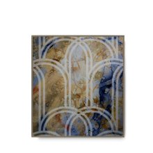 Impressionable Surfaces Fandango Wall Art