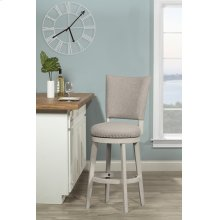 Elder Park Swivel Bar Height Stool