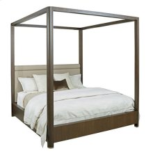 AD Modern Organics Freemont King Canopy Bed 6/6 Complete