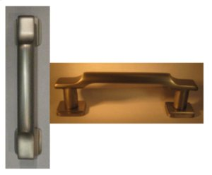While supplies last! Please choose carefully, as all sales on these items are final. Please read Outlet Terms & Conditions and Privacy Policy . Traditional Door Pull Product Image