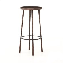 Bar Stool Size Antique Copper Finish Westwood Bar + Counter Stool