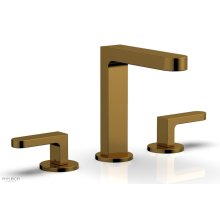 ROND Widespread Faucet Lever Handles 183-02 - French Brass
