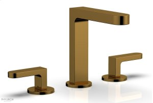 ROND Widespread Faucet Lever Handles 183-02 - French Brass Product Image