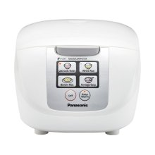 10-Cup One-Touch Fuzzy Logic Rice Cooker - SR-DF181