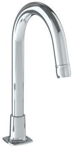 H-line Automatic Deck Mount Tall Spout and Sensor (for Premixed Water Only) Product Image