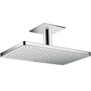 Chrome Overhead shower 460/300 1jet with ceiling connection Product Image