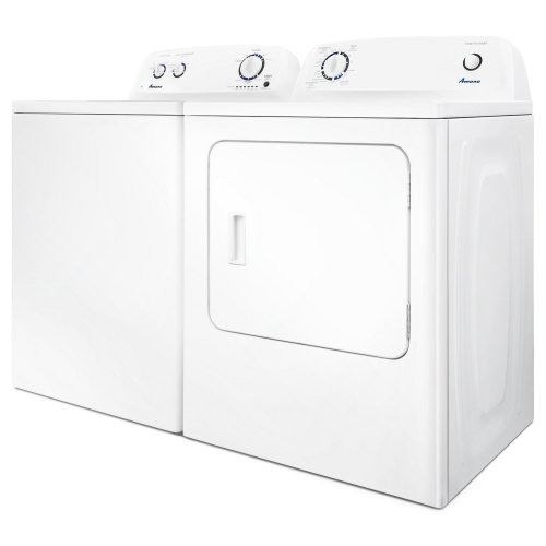 6.5 cu. ft. Electric Dryer with Wrinkle Prevent Option White