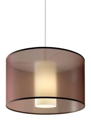 Brown Dillon Pendant Product Image