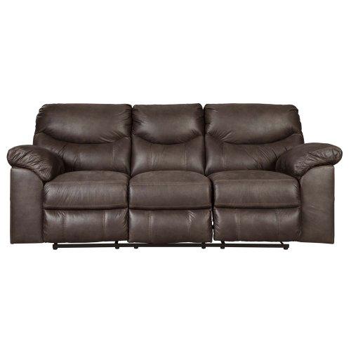 3380388 Grey PWR Reclining Sofa and Loveseat (Boxberg Teak)