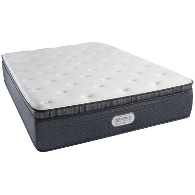 BeautyRest - Platinum - Spring Grove - Plush - Pillow Top - Twin XL Product Image