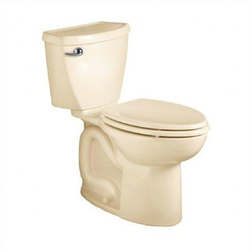 Cadet 3 Right Height Elongated Toilet - 1.28 gpf - American Standard - Bone