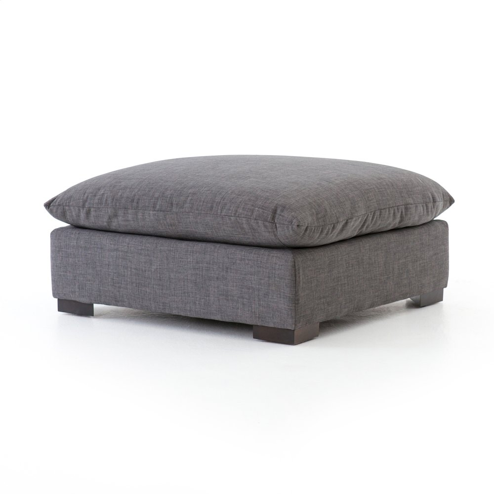 Ottoman Configuration Bennett Charcoal Cover Westwood Sectional Pieces