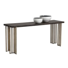 Alto Console Table - Brown