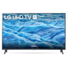 LG 50 inch Class 4K Smart UHD TV w/ AI ThinQ® (49.5'' Diag)