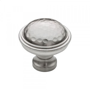 Artworth Knob 1 5/16 Inch Brushed Satin Nickel Product Image