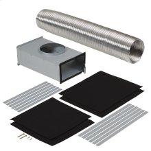 Optional Ductless Installation Kit for EW43 Series Chimney Range Hoods