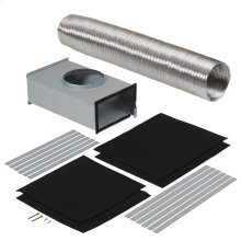 Optional Ductless Installation Kit for EW43 Series Chimney Range Hoods