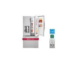 """33"""" French Door Refrigerator With Door-in-door®, 24 CU.FT."""