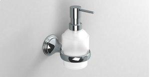 Chrome Soap Dispenser Product Image
