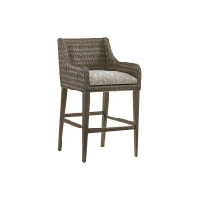 Turner Woven Bar Stool