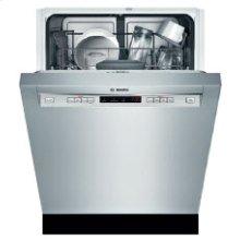 "24"" Recessed Handle Dishwasher"